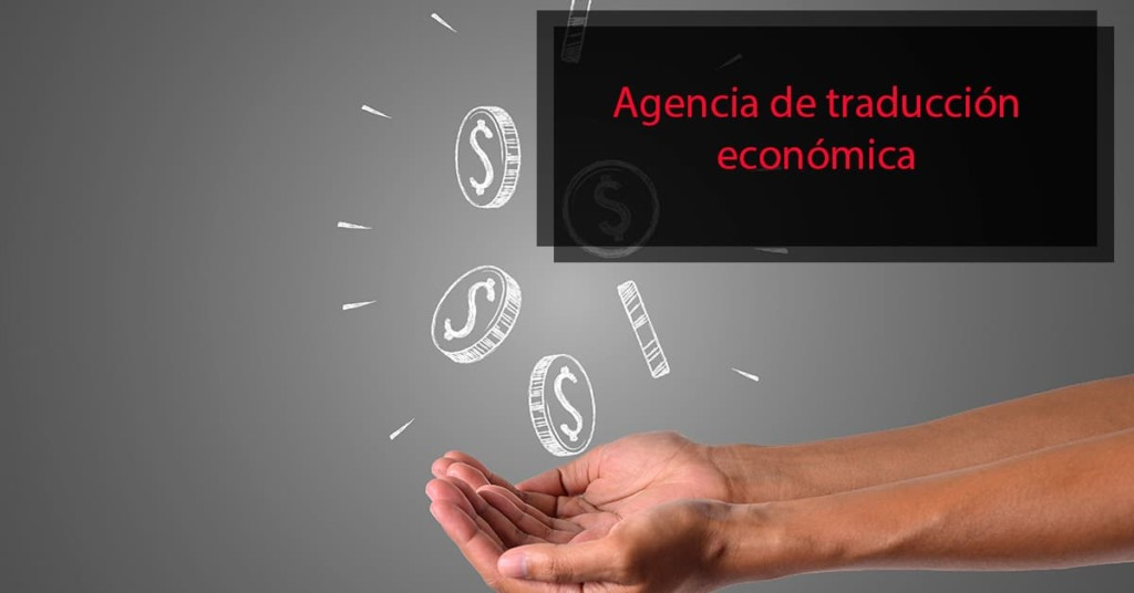 Agencia de traducción económica