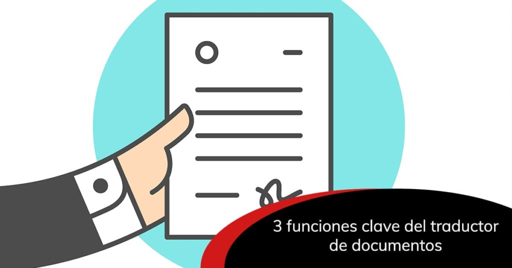 3 funciones clave del traductor de documentos