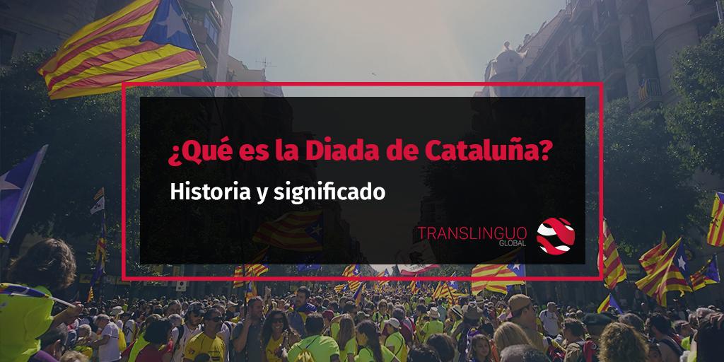 Diada Cataluña