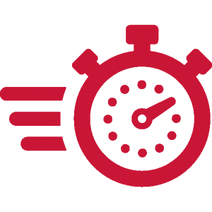 puntualidad en el servicio