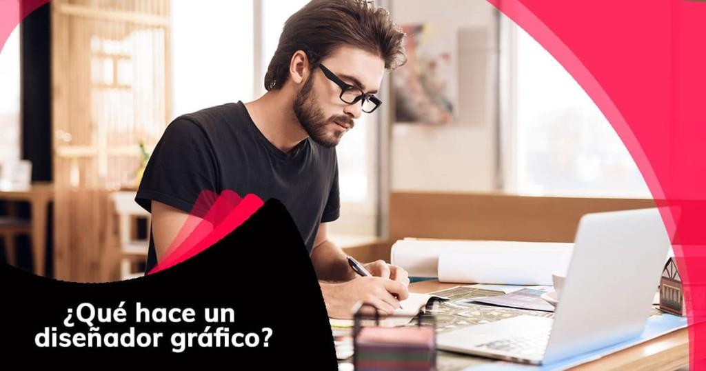 ¿que hace un diseñador gráfico?