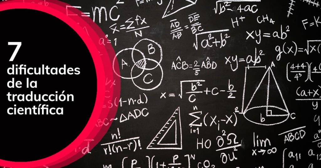 7 dificultades de la traducción científica