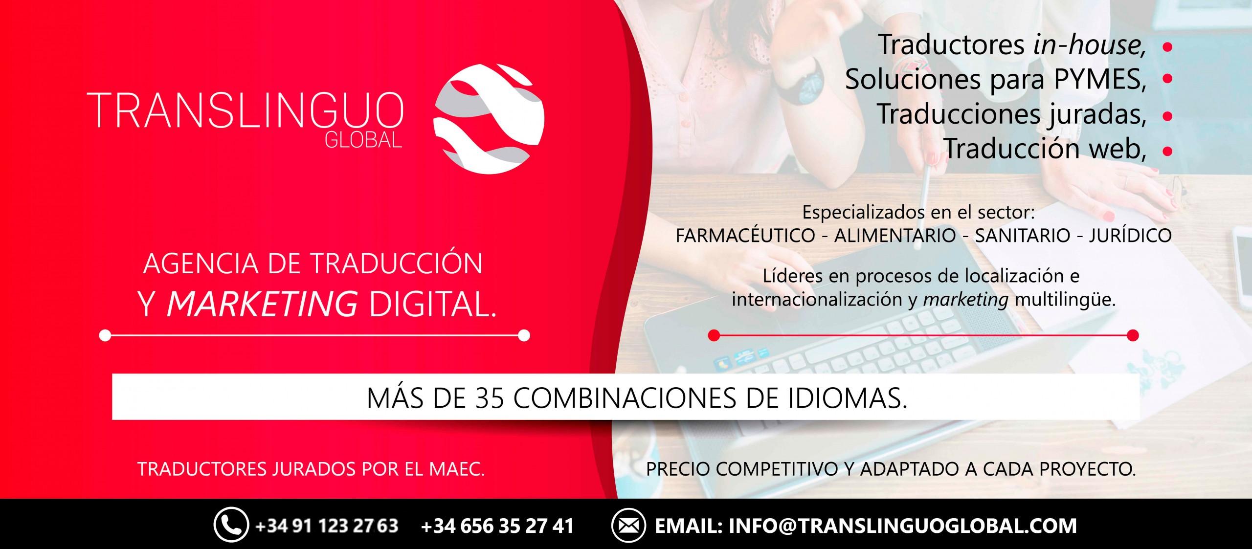 Agencia de traducción en Mallorca principal