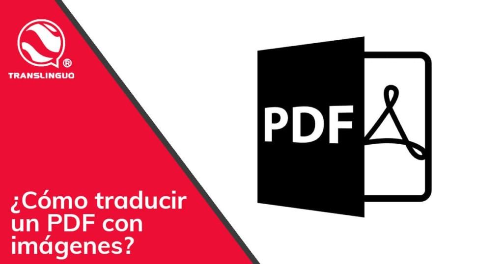 Cómo traducir un PDF con imágenes