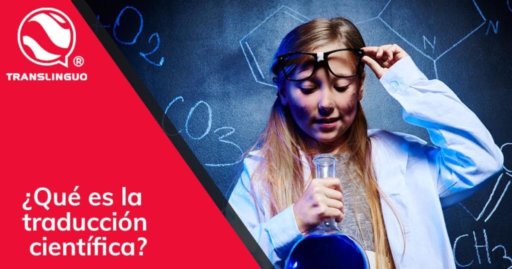 ¿Qué es la traducción científica?