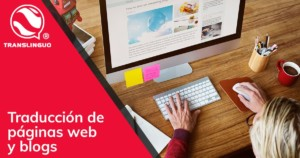 Traducción de páginas web y blogs